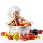 Mamičky, tieto triky s ovocím a zeleninou na deti zaberajú!