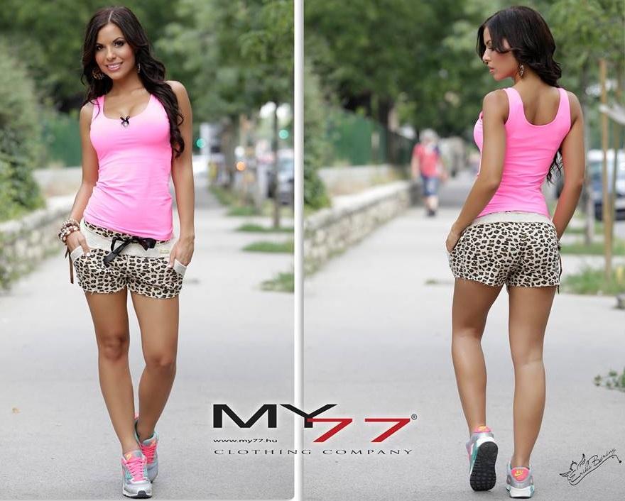 my77 šortky